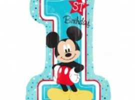 Birthday Helium balloons many designs available Only £5