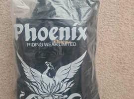 Phoenix Black courdroy new jodphurs 28L