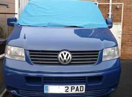 Volkswagen T5 Long Wheelbase 3 Berth Camper Van for Sale
