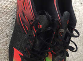 Adidas Messi Boots Size 7.5