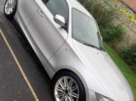 BMW 1 series, 120d M Sport 2010 (60) Silver Hatchback, Manual Diesel