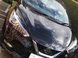 Nissan Micra N-Sport, 2019 (19) Black Hatchback, Manual Petrol,  miles