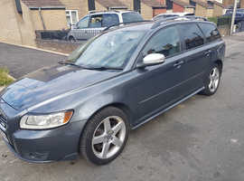 VOLVO V50 R-DESIGN SPORT 2.0D SWAP FOR 7 SEATER