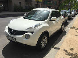 2013 Nissan Juke Acenta Premium Dci, 58000 miles, 1.5 diesel, manual, good condition