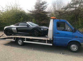 A STAR RECOVERY UK Breakdown Recovery/Transportation/Deleveries Cars/Vans