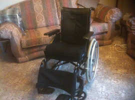 Invacare Action 3 Collapsible Wheelchair