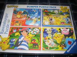 Bumper Puzzle Pack