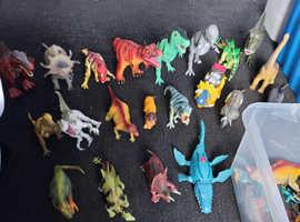 Proper dinosaurs from jurassic Park