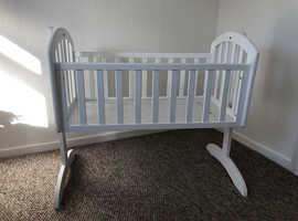 Baby Crib Rocking