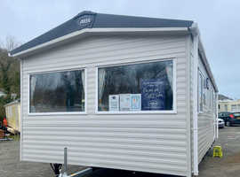 2020 ABI Coworth 2 Bed/ 6 berth. Brand new. Ready to be sited at Quay West, New Quay. Wales