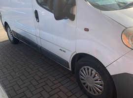 Renault Trafic Van For Sale (Excellent Condition)