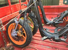 TWO Yamaha Jog 50 for sale 05 and 03