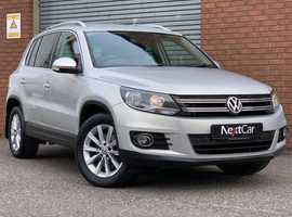 2012 VW Tiguan 2.0 TDI BlueMotion Tech SE 4Motion Only 1 Previous Keeper....Full Service History