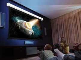 projectuion screen new cost £299