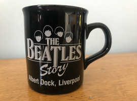The Beatles Story Albert Dock, Liverpool mug
