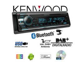 Kenwood KDCX7200 IN CAR DAB RADIO/CD PLAYER