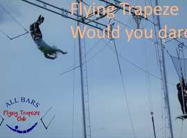 Beginner Flying Trapeze Class