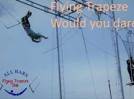 Beginner Flying Trapeze Class