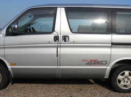MAZDA BONGO 2.5L TURBO DIESEL AUTOMATIC  4WD 1996 TINTOP