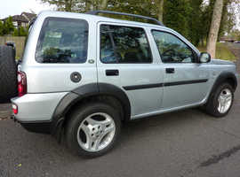 Automatic Freelander 12 MONTHs MOT Low Mileage Land Rover