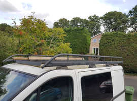Full length Roof Rack Vivaro/Trafic/Primastar