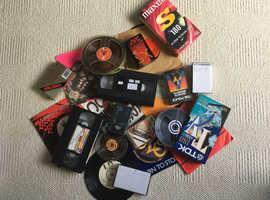 I transfer old reel to reel cassette tapes LPs to cd or usb sticks
