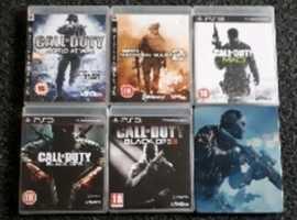 27x Bundle of PS3 Games