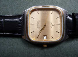 Omega Seamaster Quartz Cal. 1332 Vintage Watch