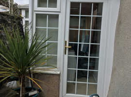 Mint condition UPVC  double glazed conservatory (windows, roof and door)