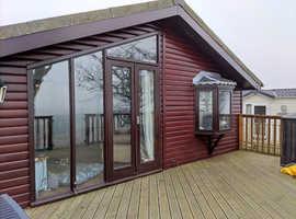 Timber Lodge For Sale at Dobrudden Caravan Park, Baildon Moor