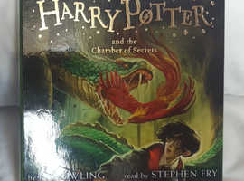 Harry Potter and the Chamber of Secrets (Audio) BRAND NEW