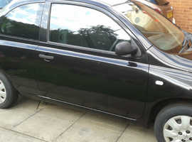 Nissan Micra, 2008 12 Months Mot Tax'd drive away.
