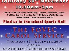 Victoria Education Centre Christmas Fayre