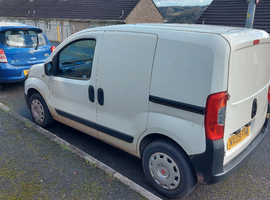 09 Fiat fiorino 1.3 multi jet diesel van for sale