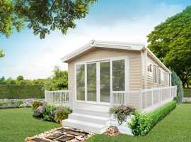 Soon to arrive the new 2021 Willerby linwood 32x12 2 bed full CH & DG on 12 months park