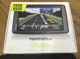 Tom Tom start 60, 6inch screen, (UK and Ireland maps)