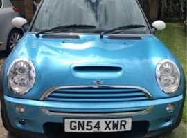 Mini MINI COOPER S, 2004 (54), Manual Petrol, 93,000 miles