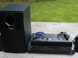 Sony STR-KS360S DVD AV Home Theater System A/V Receiver