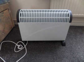 Electric heater, as new (HOUSE CLEARANCE) - REDUCED