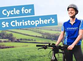 Cycle for St Christopher's