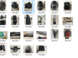 Digital Camera / Video Camera and Camera Equipment - Nikon