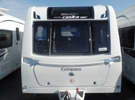 2019 Compass Casita 554