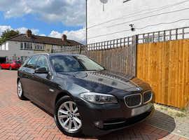 """2012 12 REG BMW 5 Series F10 520d SE Touring 5dr """" ESTATE """" HPI CLEAR """""""