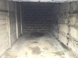 Lock Up Garage To Let - Lowestoft