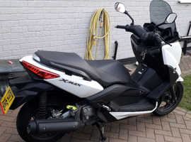 Yamaha xmax 250 2017 1900 miles only pristine not to be missed.