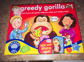 Greedy Gorilla Game by Orchard Toys