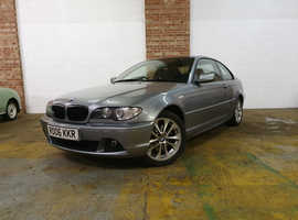 BMW E46 318CI SE COUPE 2006 ONLY 63K IMMACULATE CONDITION
