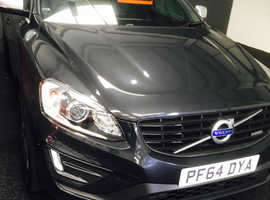 Volvo Xc60, 2015 (64) Grey Estate, Automatic Diesel, 48,000 miles