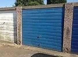 £13.85pw / £60pcm / £180 per quarter Secure Dry Garage Roach, Clyde East Tilbury