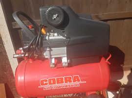 Small hobby compressor